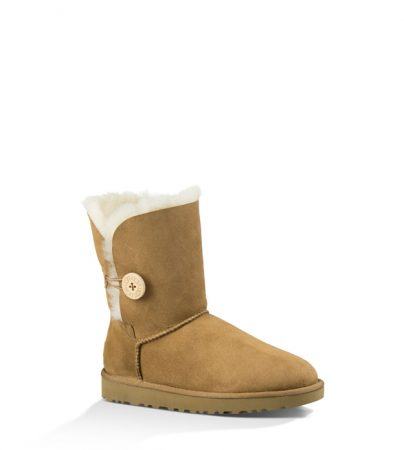 Women's UGG® BAILEY BUTTON II CHESTNUT