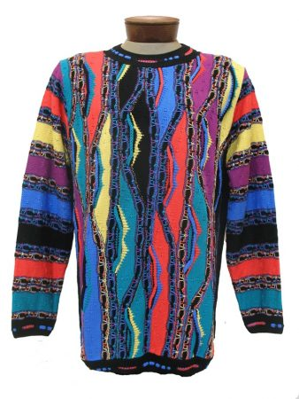Men's Tundra, Coogi Look Sweater by Steven Land #116 Royal