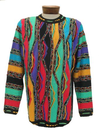 Men's Tundra, Coogi Look Sweater by Steven Land #116 Saffron