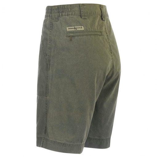 Men's Hook & Tackle® Beer Can Island® Long Neck Short #M019820 Olive
