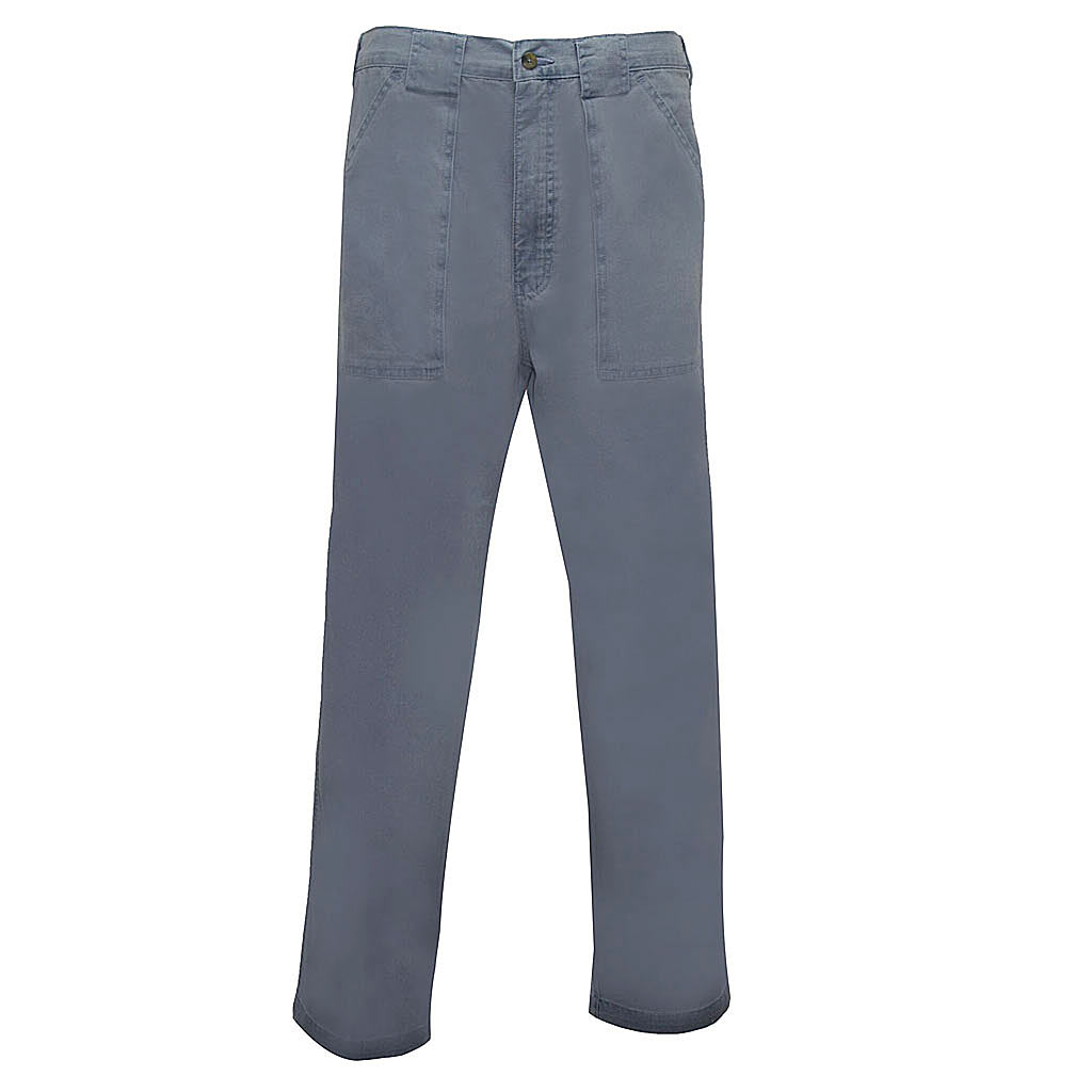 Men's Hook & Tackle Original Beer Can Island Pant #M019100 Chambray Blue