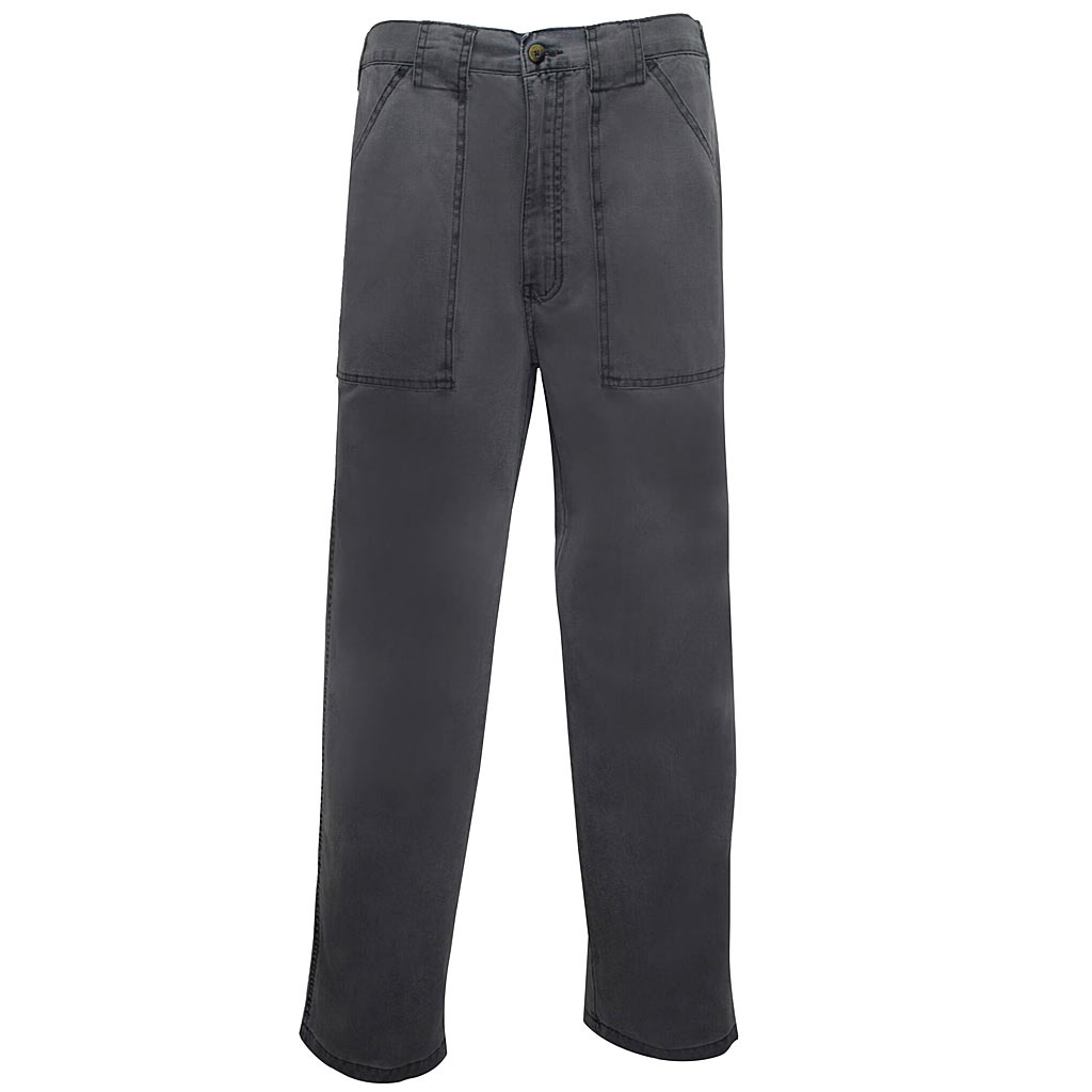 Men's Hook & Tackle Original Beer Can Island Pant #M019100 Charcoal Grey