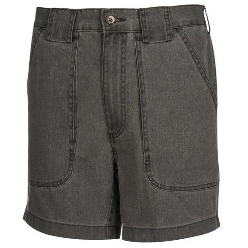 Men's Hook & Tackle Original Beer Can Island Short #M019800 Charcoal