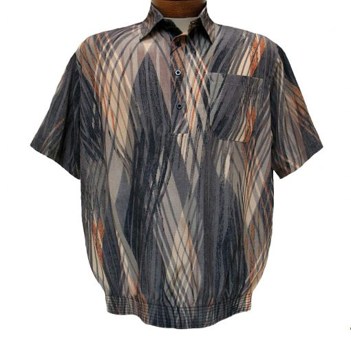 Men's Banded Bottom Shirts
