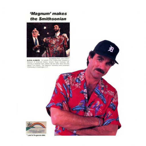 Tom-Sellic-Magnum-PI-Shirt-Makes-The-Smithsonian