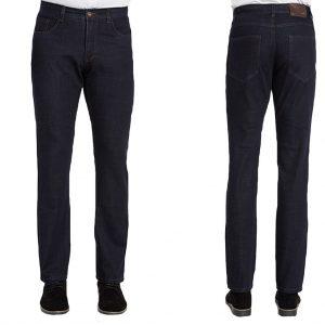 Men's ENZO® Denim Collection Jeans , Alpha-63 Dark Indigo