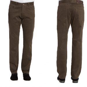 Men's ENZO® Denim Collection Jeans, Alpha-77 Brown
