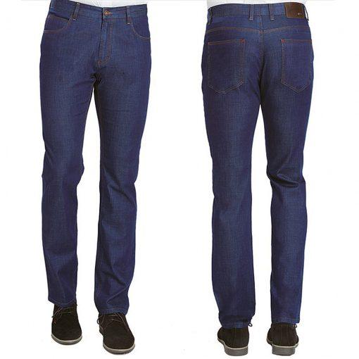 Men's ENZO® Denim Collection Jeans, Nick-1B Light Indigo