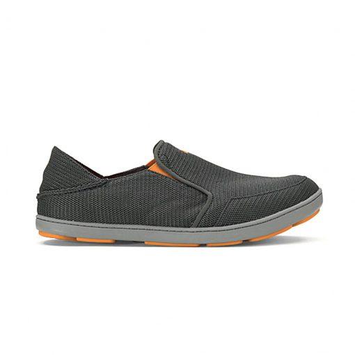 Men's Olukai® Nohea Mesh Shoe #10188, Dark Shadow Dark Shadow