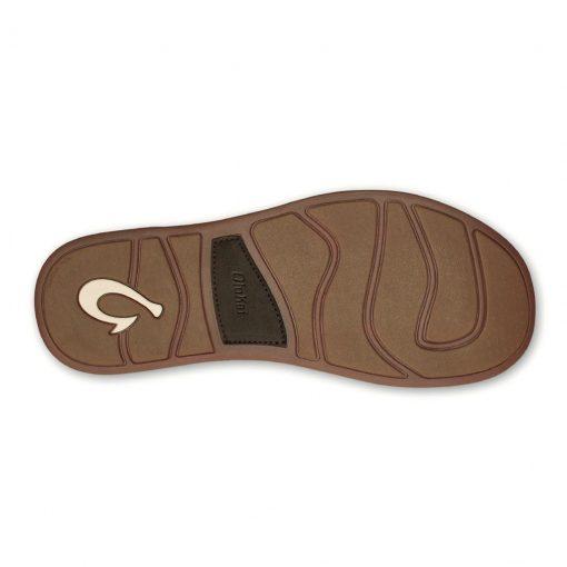 Men's OluKai® Holona Sandal #10295 Dark Java / Dark Java
