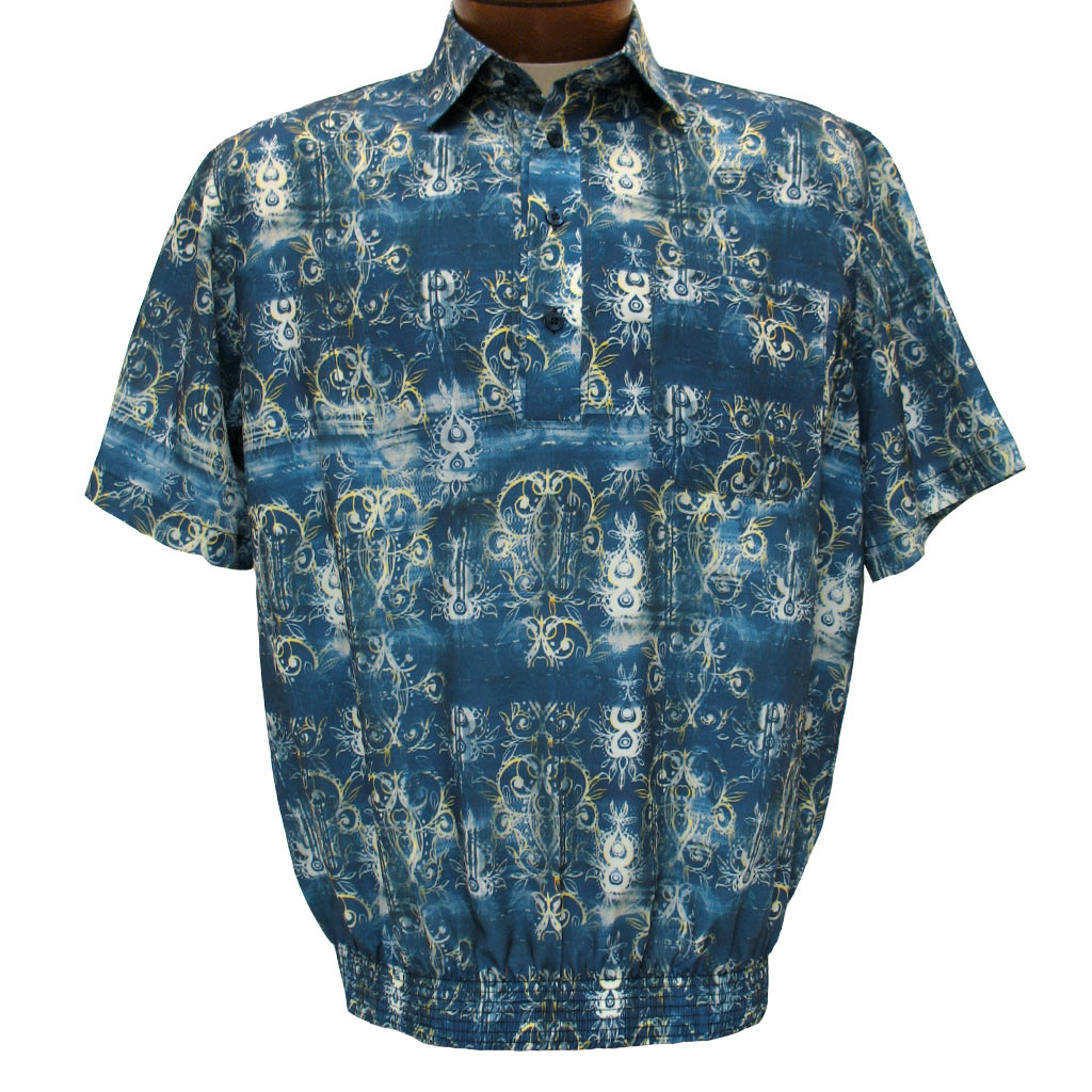 Mens Silk Shirts Long Sleeve