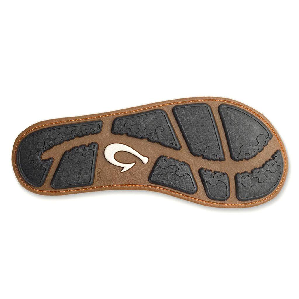 508879271d31 Men s OluKai NUI Leather Sandal  10239 Dark Java Dark Java (SOLD OUT ...