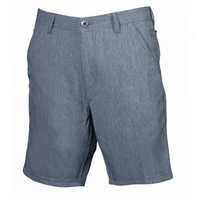 Men's Weekender Flat Front Travel 4-Way Stretch Short - Bora Cay, Blue