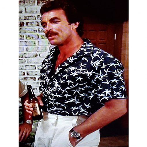 Men's Paradise Found Aloha Short Sleeve Camp Shirt, Magnum Bamboo