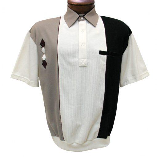 Men's Banded Bottom Shirts