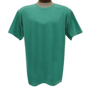 Men's R. Options by Basic Options Short Sleeve Pigment Dyed Tee, Green (NEW COLOR FOR 2020!)