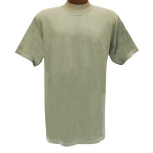Men's R. Options by Basic Options Short Sleeve Pigment Dyed Tee, Sandstone