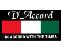 D'Accord Banded Bottom Shirts