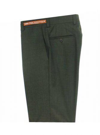 Jack Victor Riviera Traveler Men's Dress Pants OLIVE HEATHER R595-36