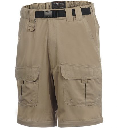 Men's Hook & Tackle® Seascape Zip-Off Pant/Short, Khaki