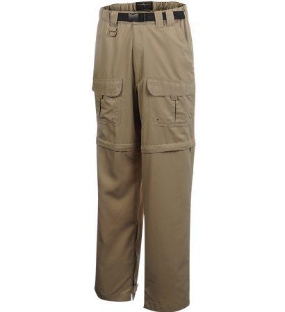 Men's Hook & Tackle® Seascape Zip-Off Pant/Short, Khaki