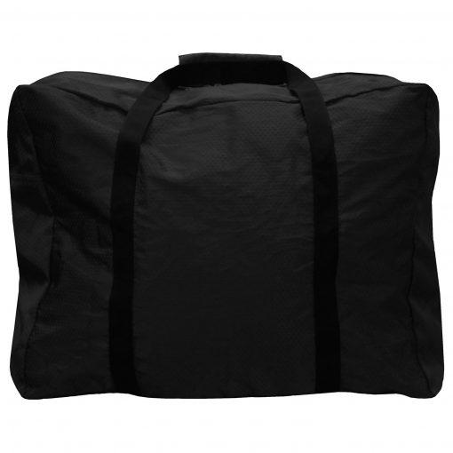 Weekender Packable Duffle Bag Black
