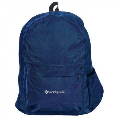 Weekender Packable Backpack Sapphire