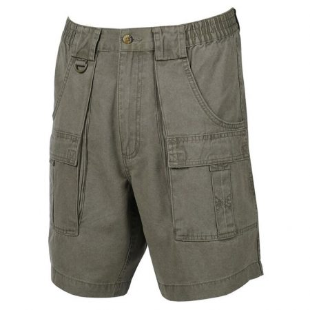 Men's Hook & Tackle® Beer Can Island® Cargo Short #M019910 Khaki