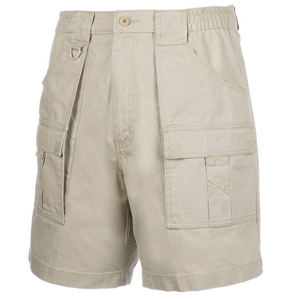 Men's Hook & Tackle® Beer Can Island® Cargo Short #M019910 Sand