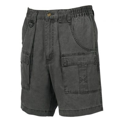 Men's Hook & Tackle® Beer Can Island® Cargo Short #M019910 Storm Cloud