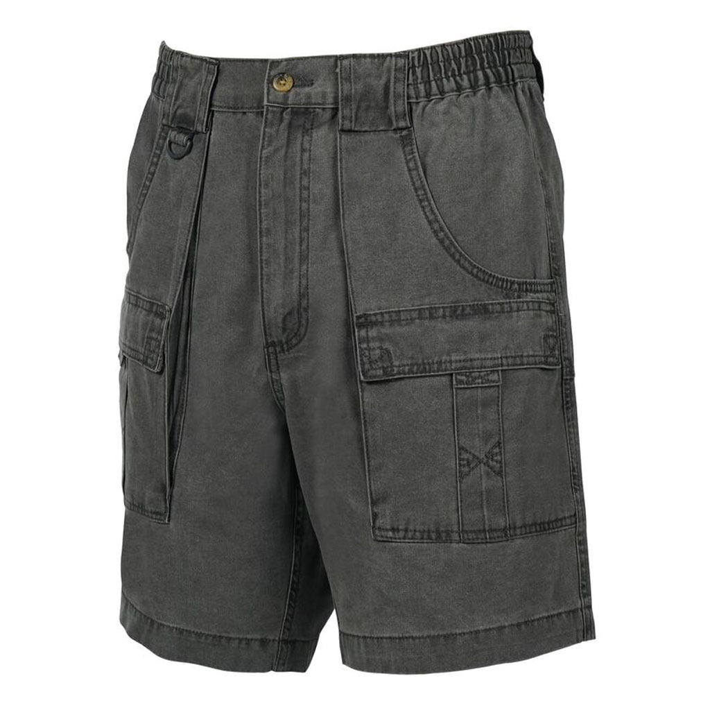 Men's Hook & Tackle® Beer Can Island® Cargo Short #M019910 Storm Cloud