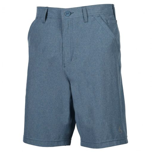 Men's Hook & Tackle® HI-TIDE 4-Way Stretch Short #M019650 Porpoise Blue