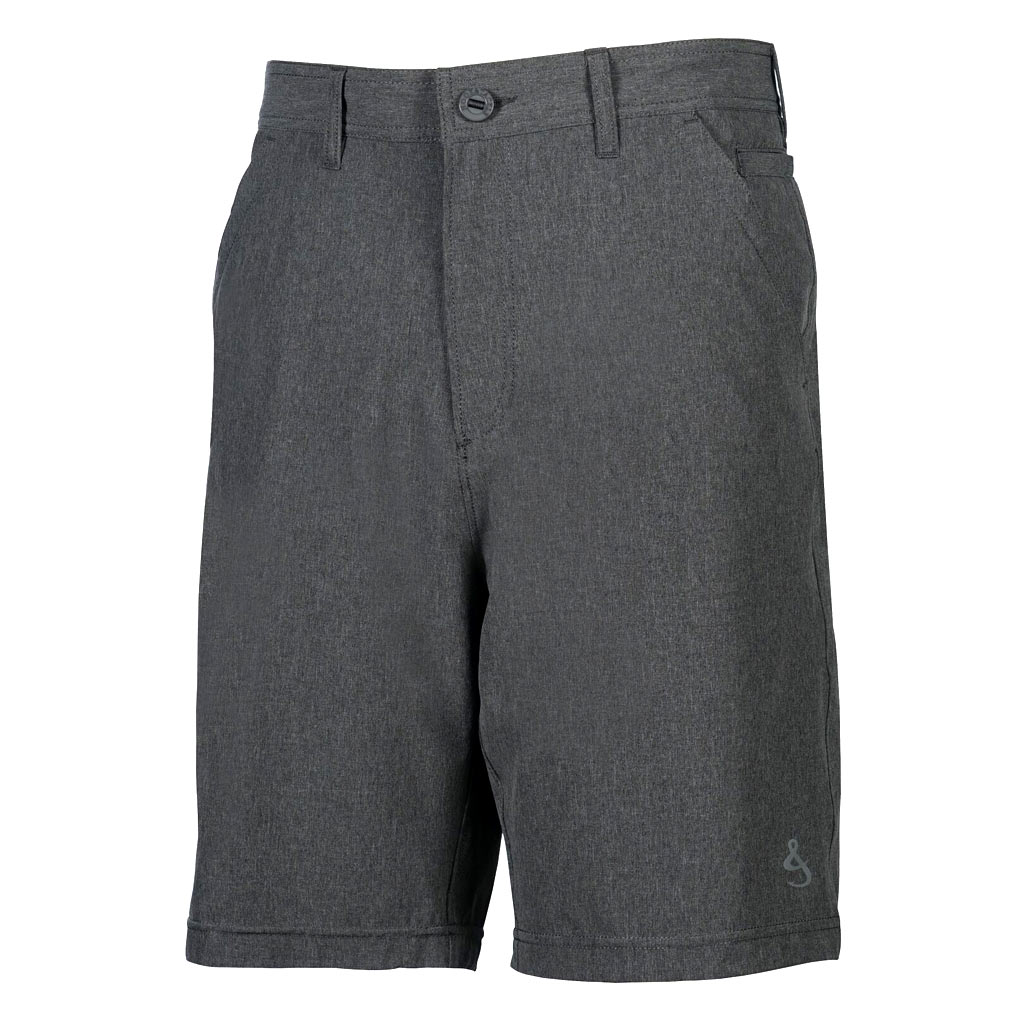 Men's Hook & Tackle® HI-TIDE 4-Way Stretch Short #M019650 Porpoise Grey