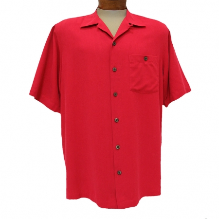 Silk Camp Shirts For Men