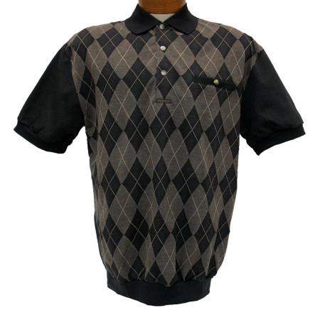 Men S Ld Sport By Palmland Short Sleeve Diamond Front